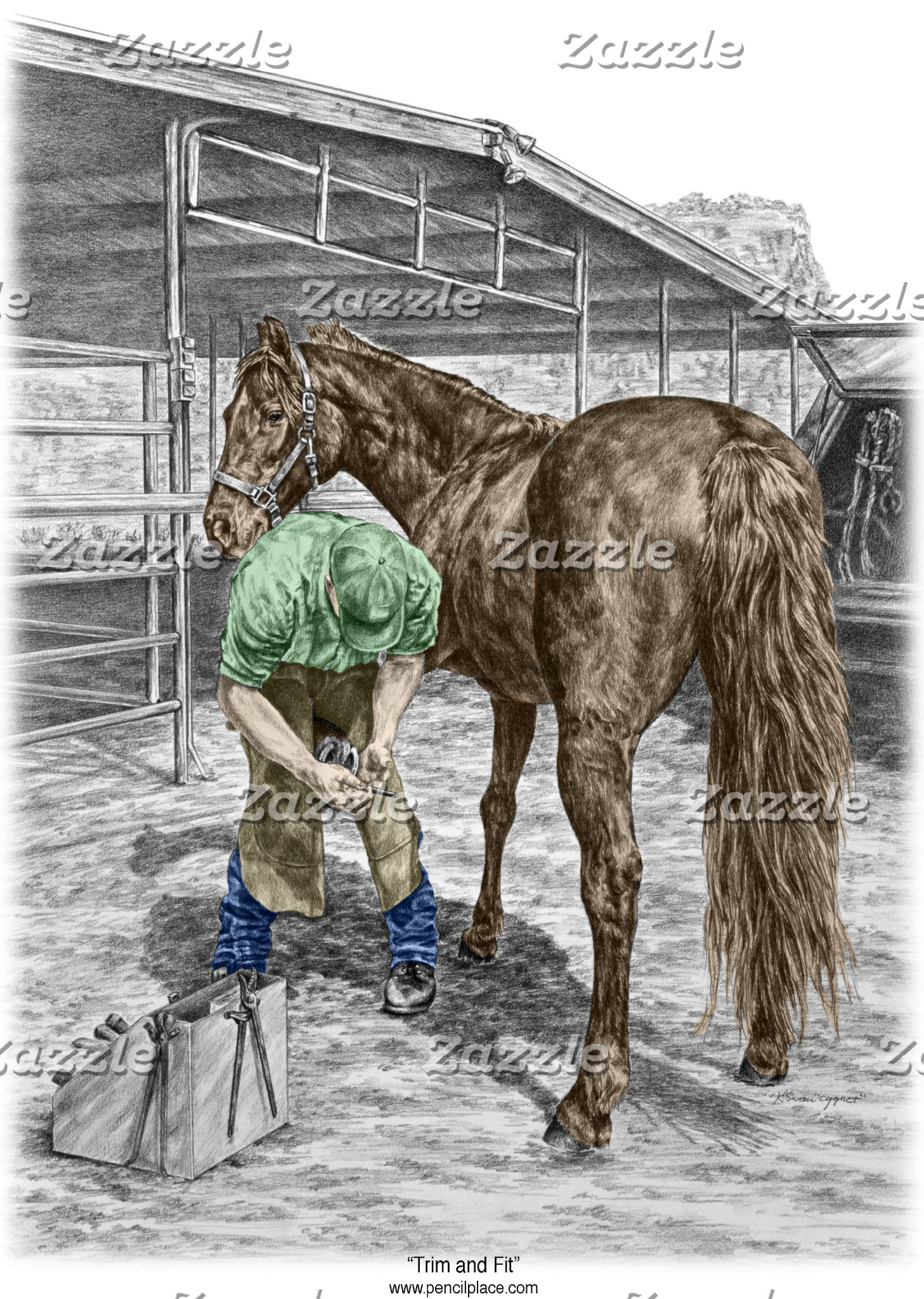 Farrier Art Designs