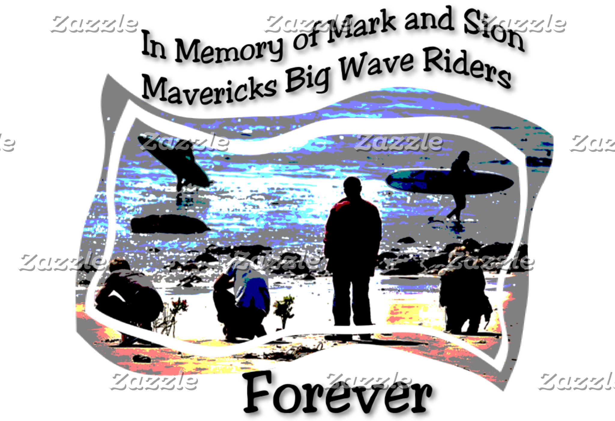 Mavericks Memorial