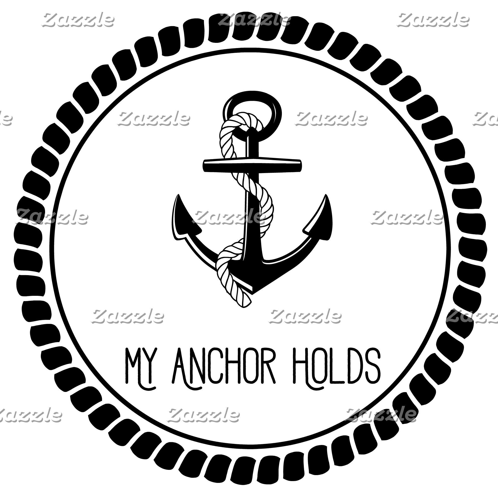 My Anchor Holds