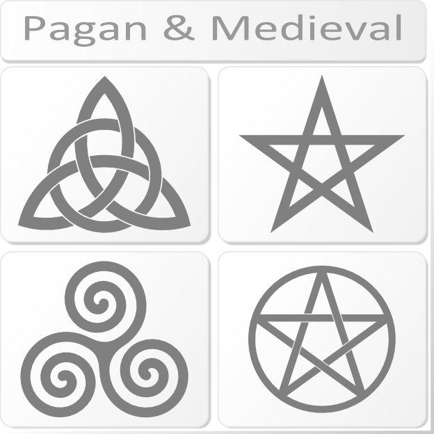 Pagan and Medieval