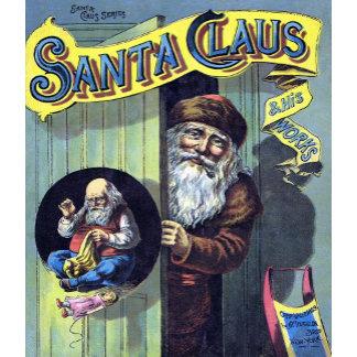 Santa Claus and His Works Book Art