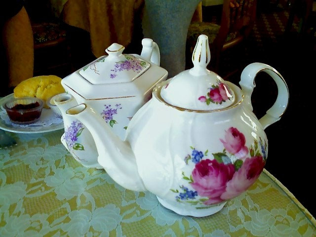 """""""Two for Tea"""""""