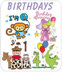 :: Birthdays