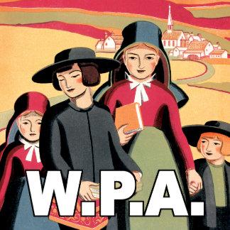 WPA Posters / Prints