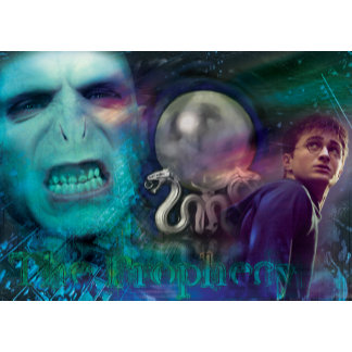 Voldemort and Harry Potter The Prophecy