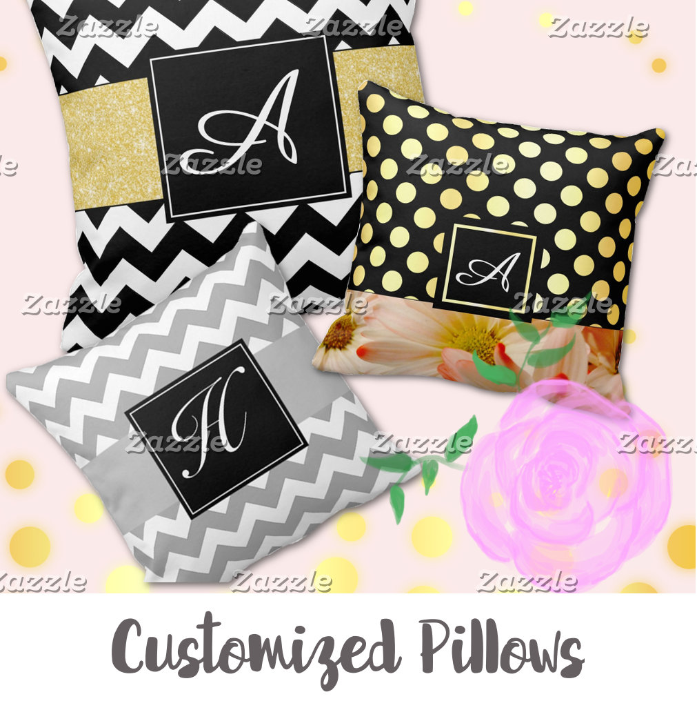 Customized Pillows