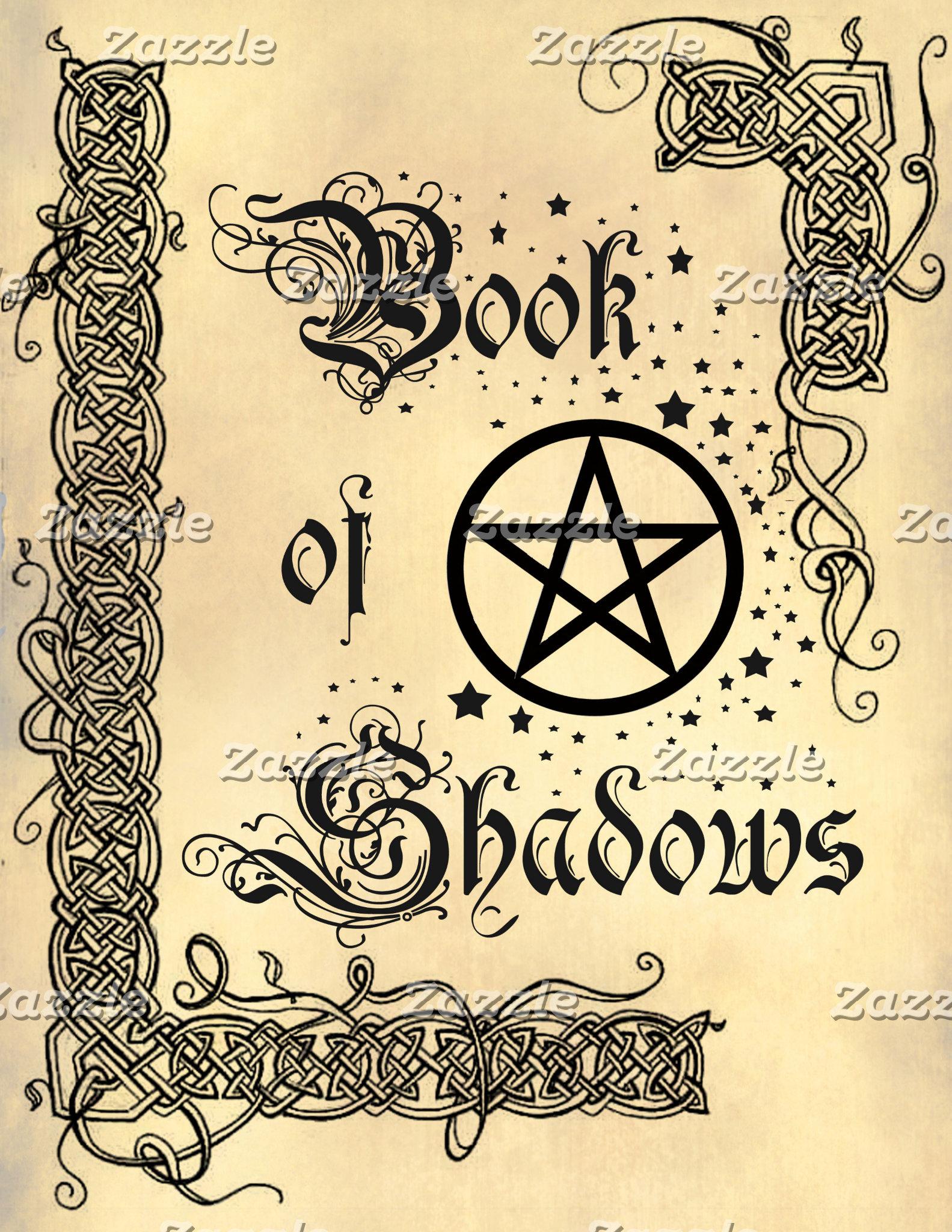 Book of Shadows Binders