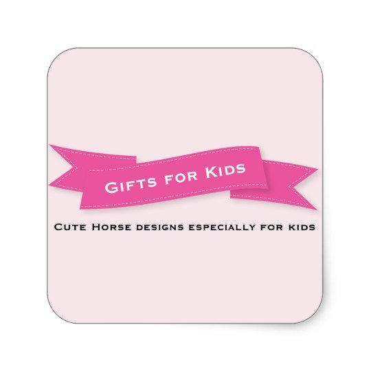 Cute Kids Horse Gifts