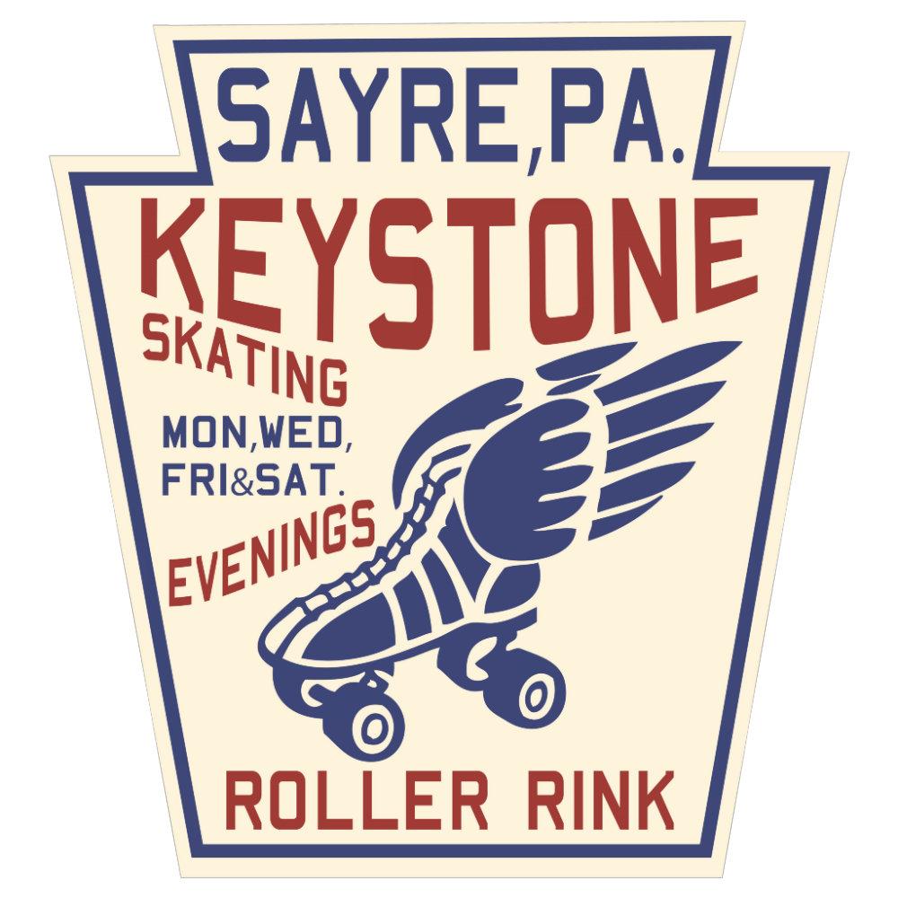 Vintage Roller Rinks