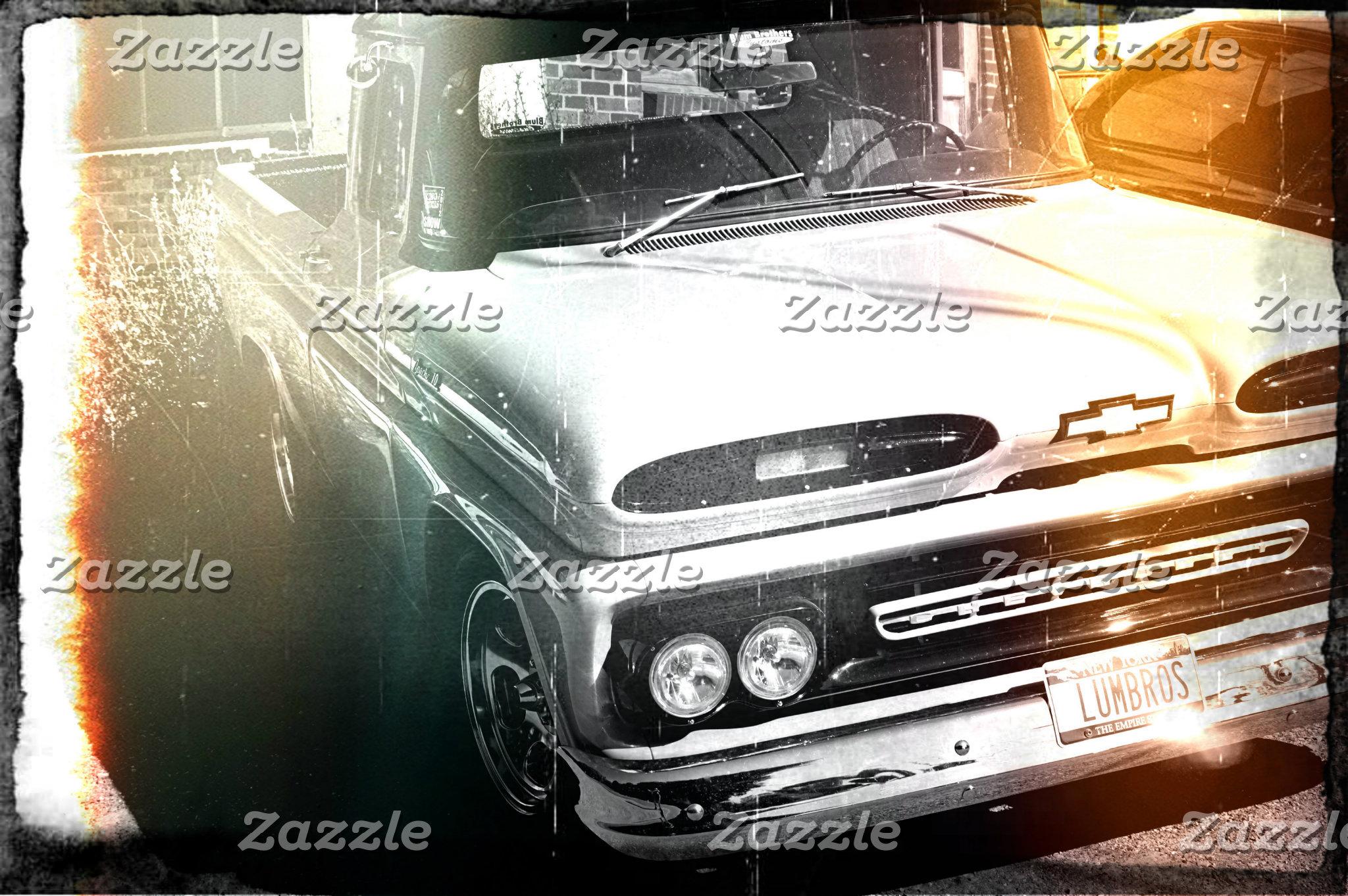 Cars + Trucks