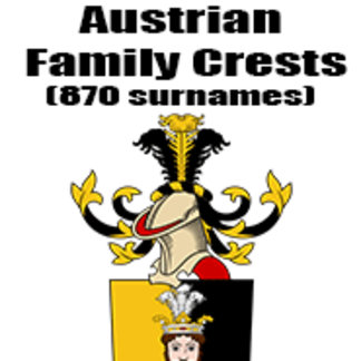 Austrian Family Crests