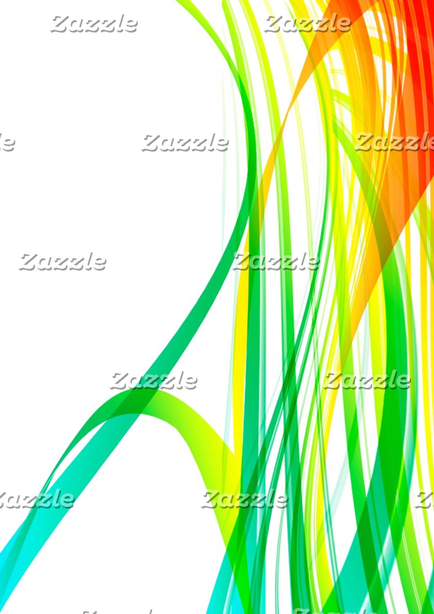 Colorful Swirls