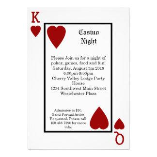 Theme Party Invitations