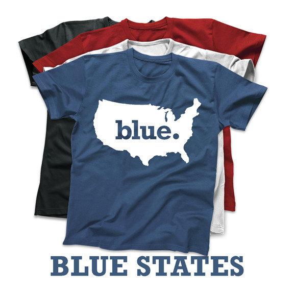 ► BLUE STATES