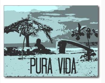 Costa Rica Postcards
