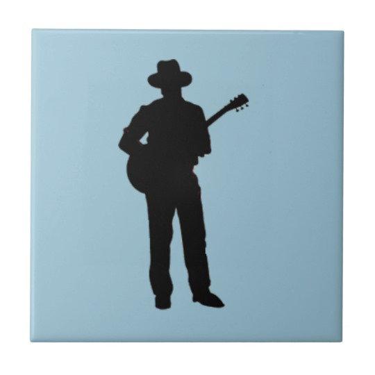Guitar Player Hat