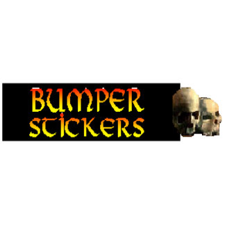 Bumper Stickers