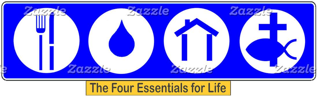 The Four Essentials For Life