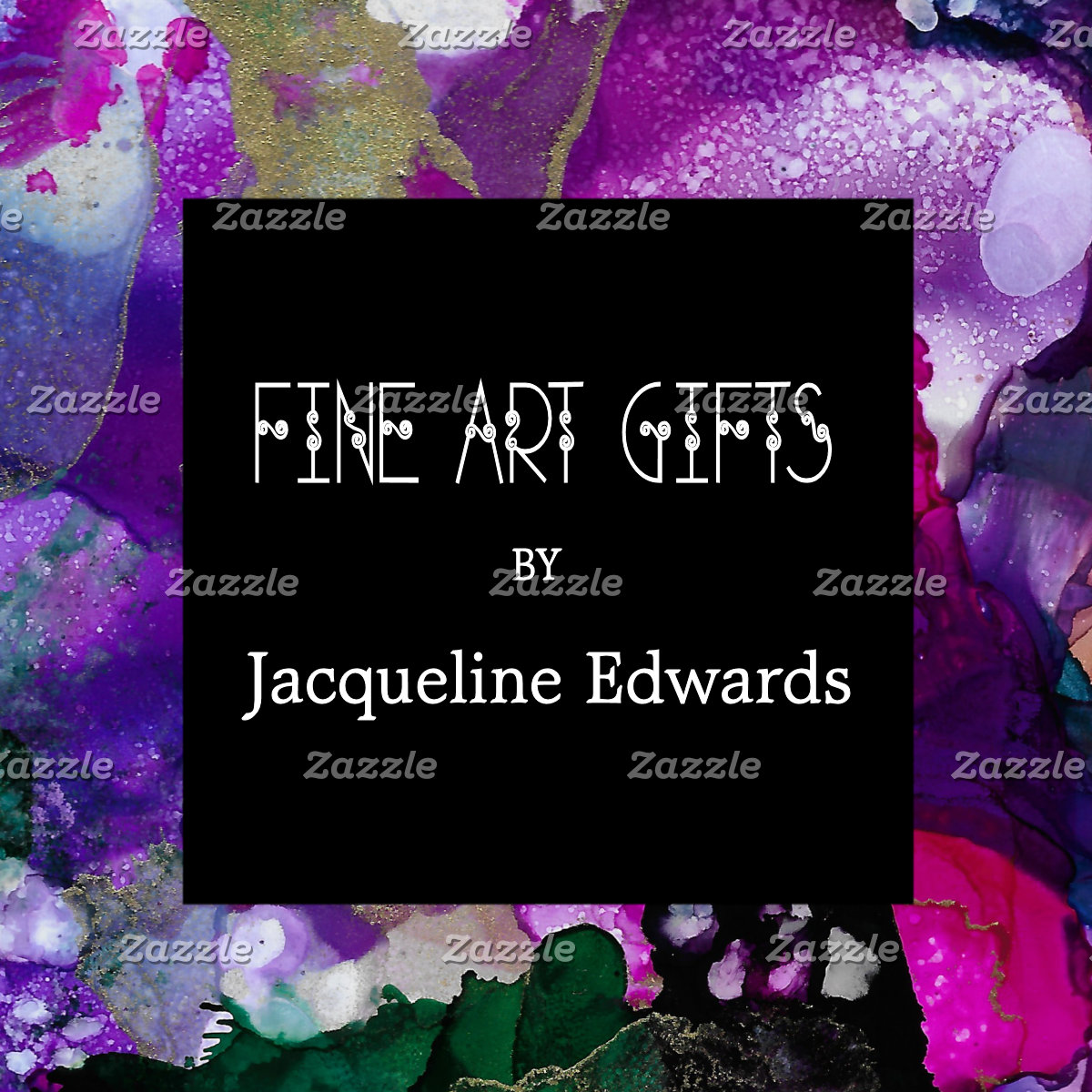6. FINE ART by Jacqueline Edwards