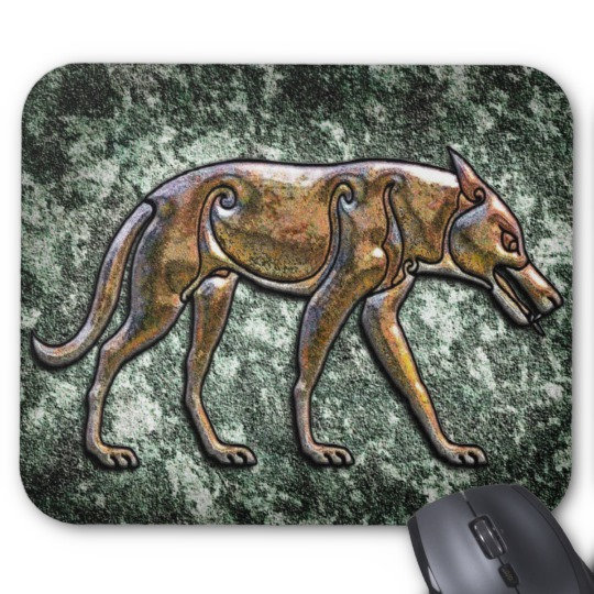 Celtic and Pictish Mousepads / Mousemats