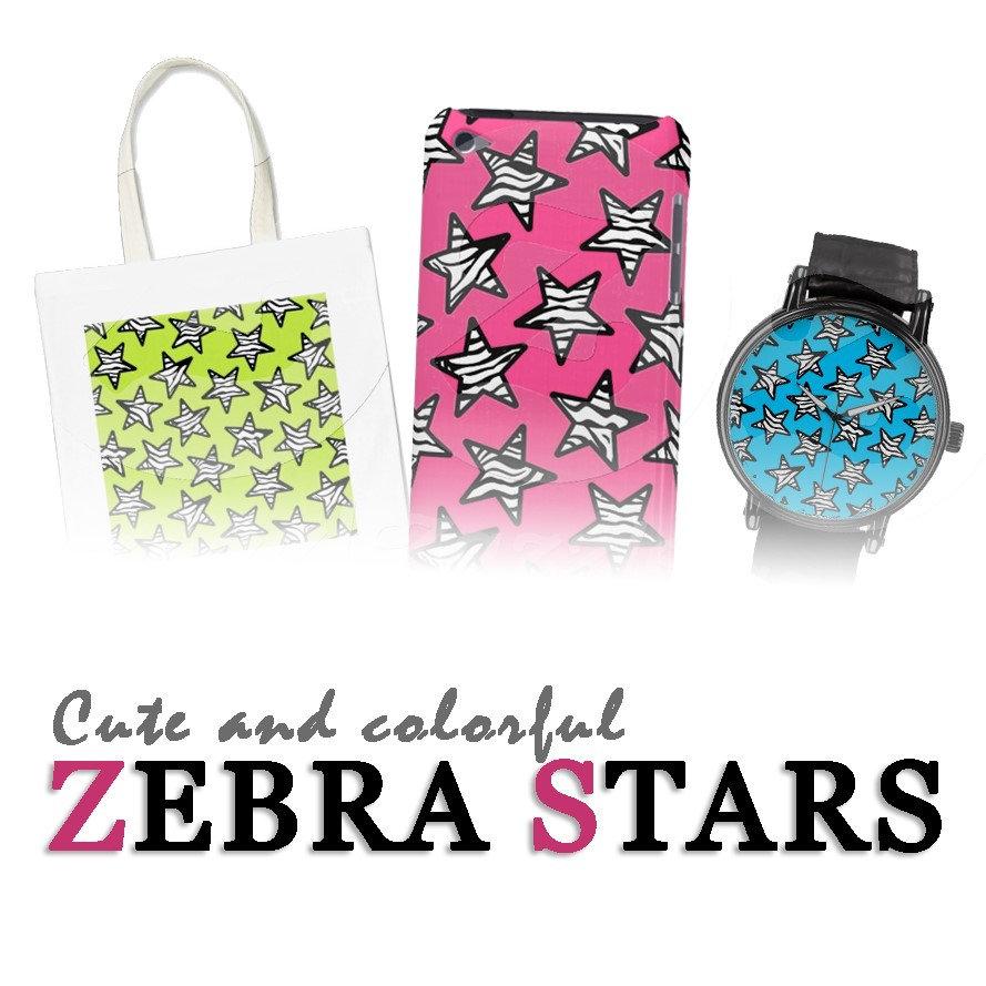 Zebra stars