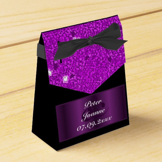 Wedding Gift and Favor Boxes