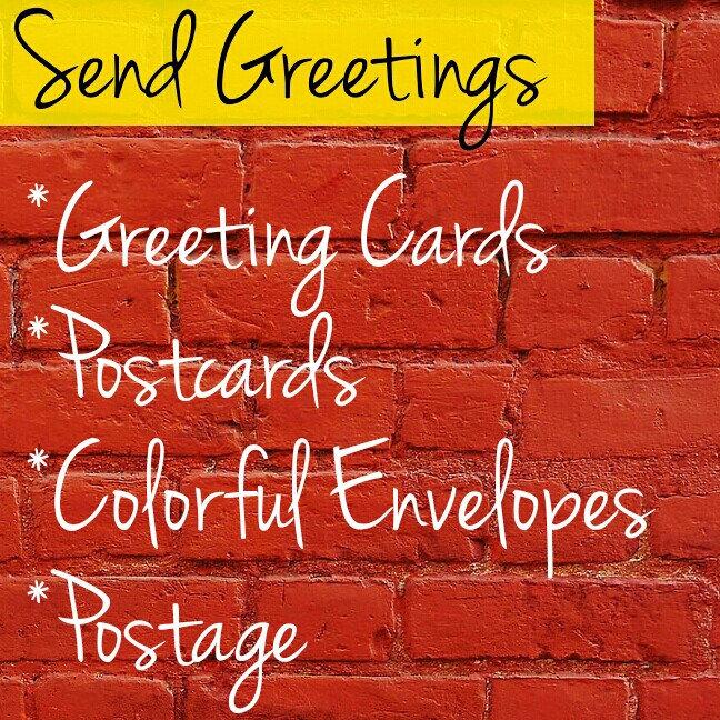 Send Greetings!