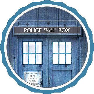 Funny Police phone Public Call Box