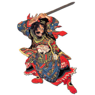 Japanese Samurai art