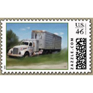 Vehicle Postage
