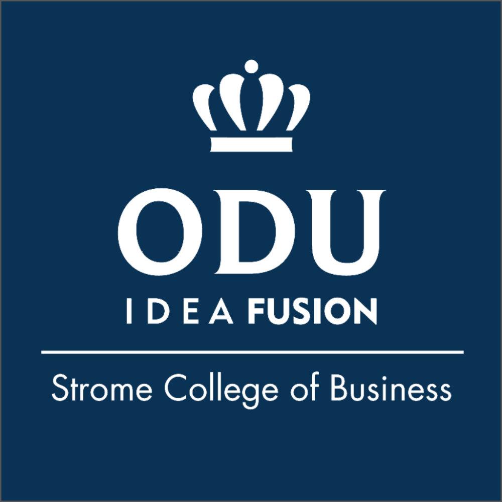 ODU Stacked Logo