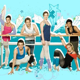Dance Academy Cast Graphic