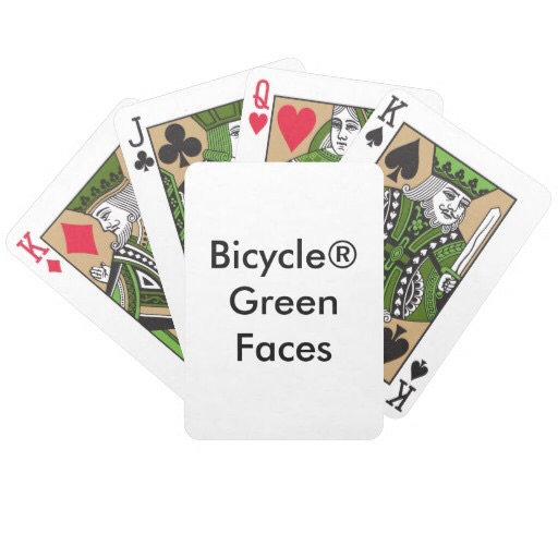 Bicycle® Green