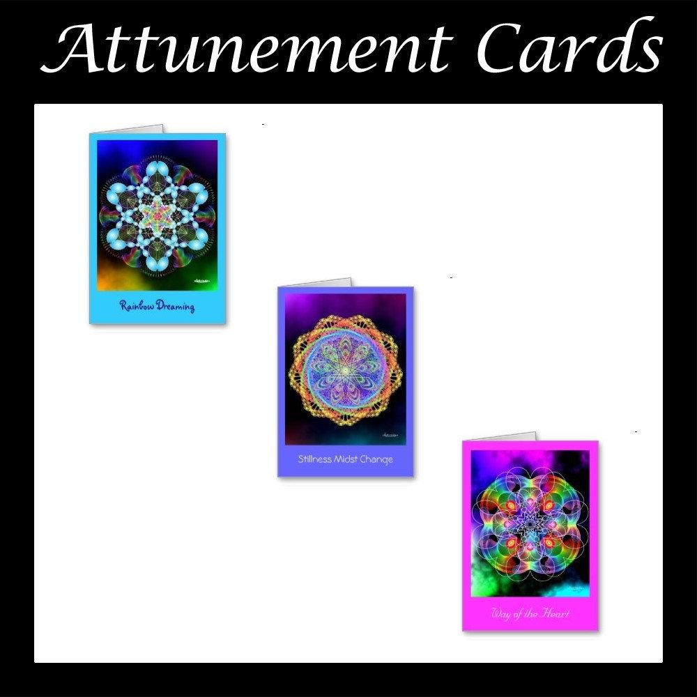 Attunement Cards