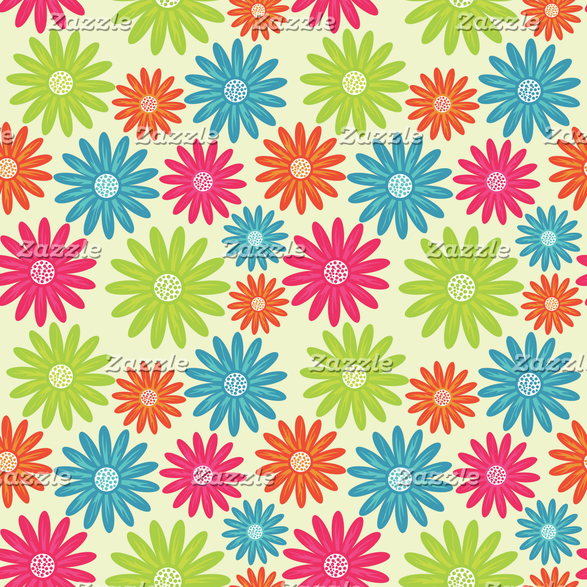 ALL THINGS BRIGHT DAISIES