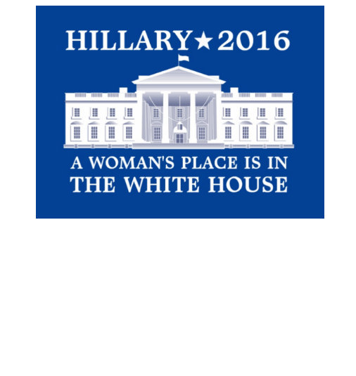 Hillary Clinton White House 2016