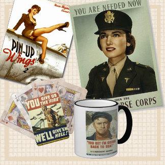 Vintage World War Propaganda