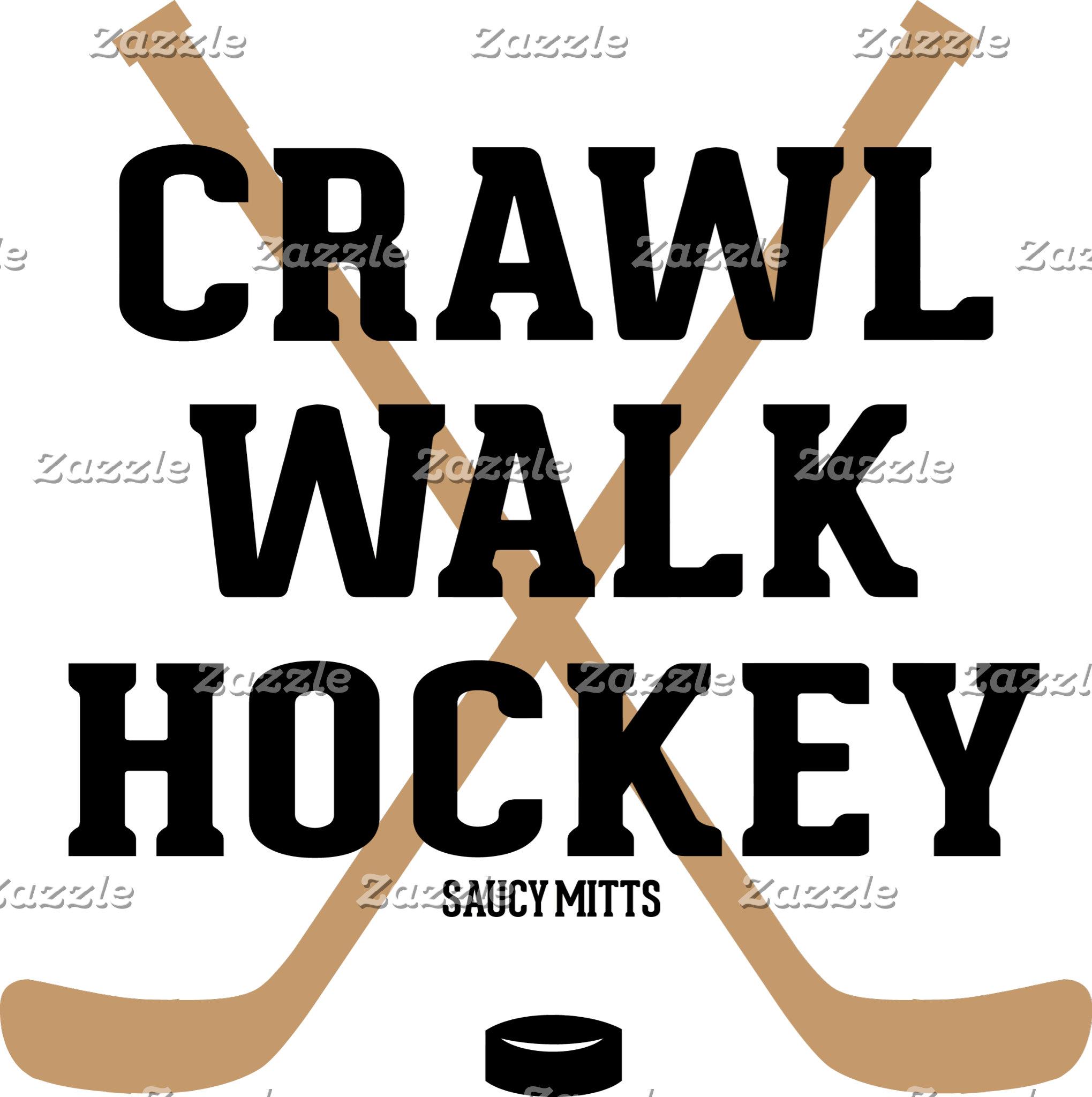Crawl Walk Hockey