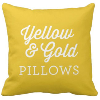 Yellow and Gold