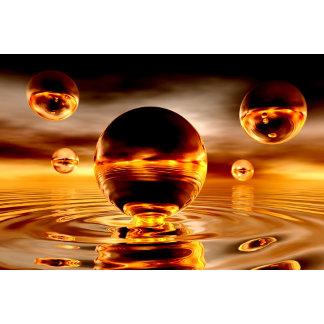 Bubbles'n'Spheres