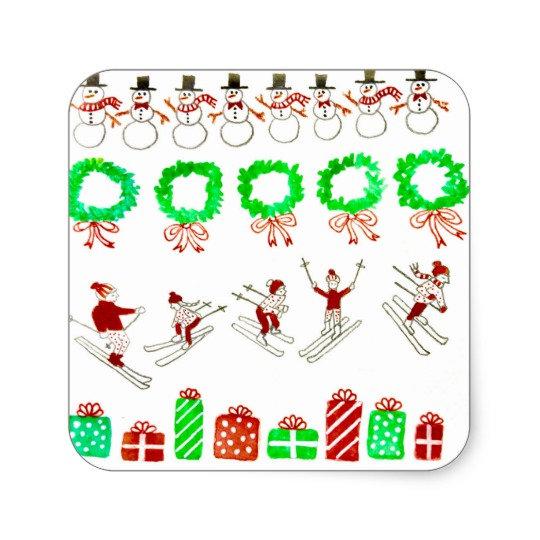 Christmas Stationary