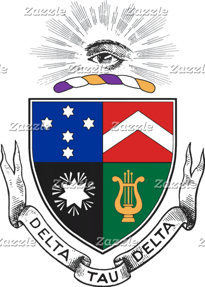 Delta Tau Delta Coat of Arms