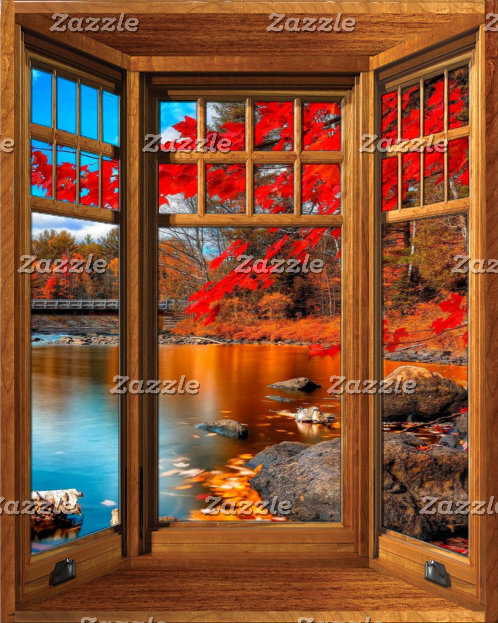 : WINDOW ILLUSION - Posters