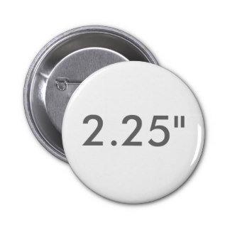 """2.25"""" Round Pins STANDARD"""