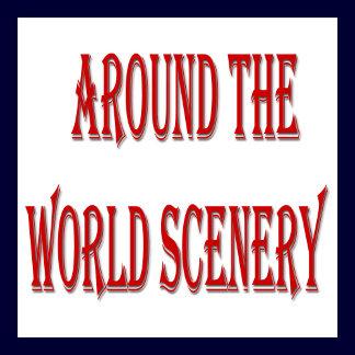 Around the World Scenery