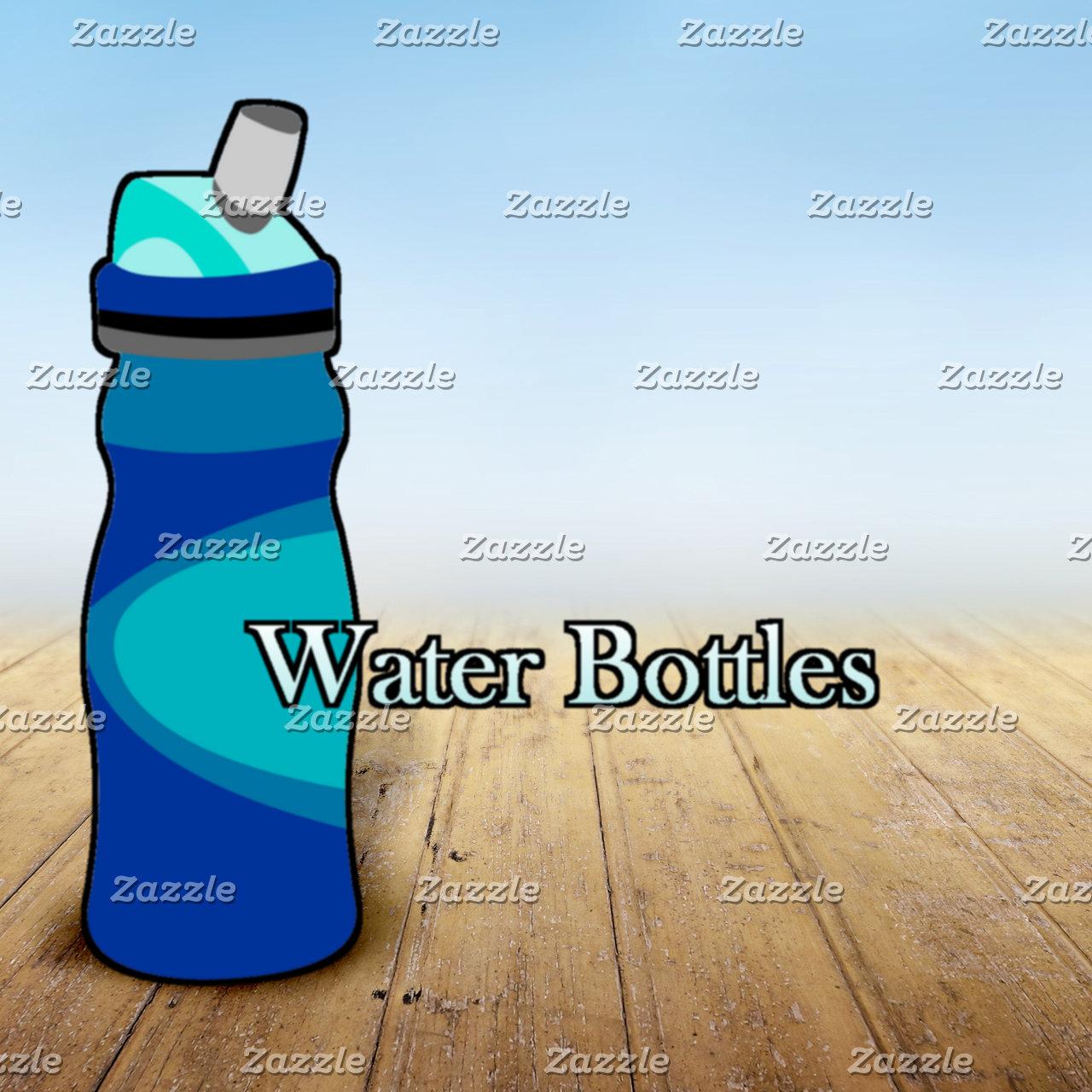 Drinkware~Water Bottles