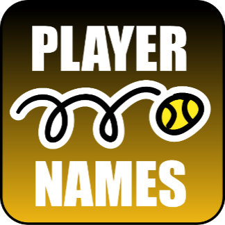 Player names
