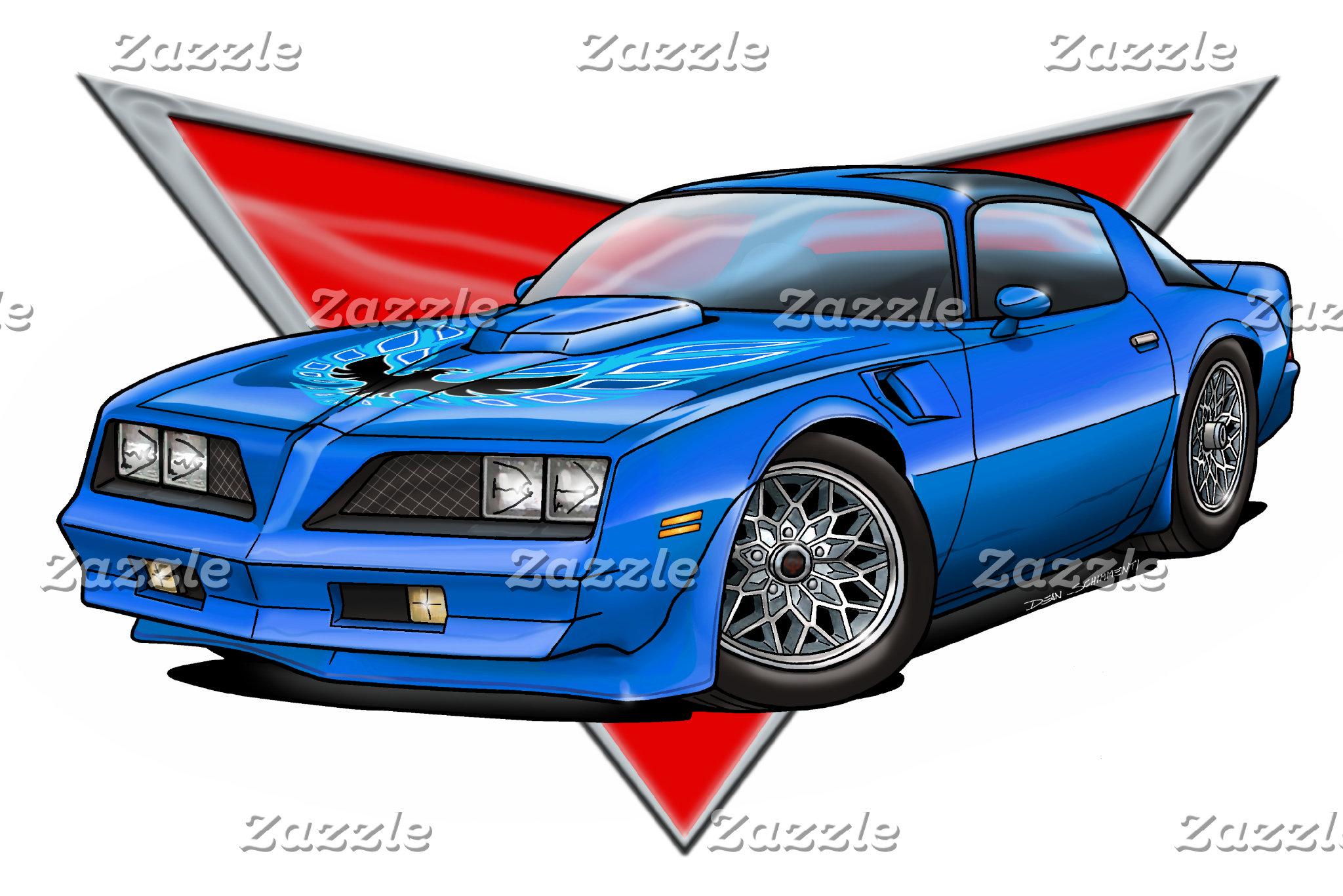 Pontiac Trans Am & Firebird