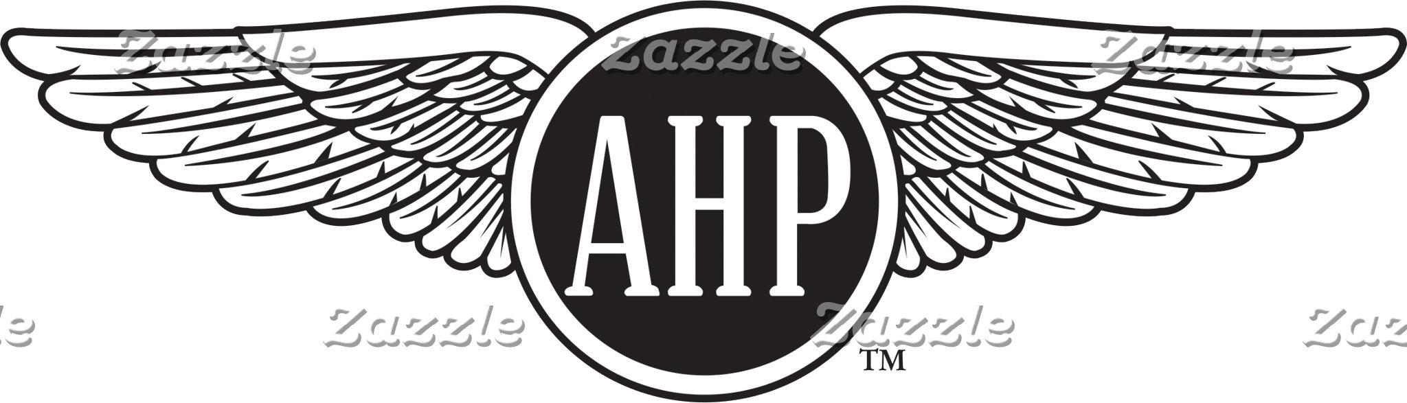 AHP Wings - B&W