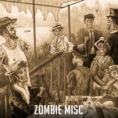 Zombie Misc